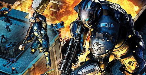 Crackdown 2 Game Information Hub Hooked Gamers