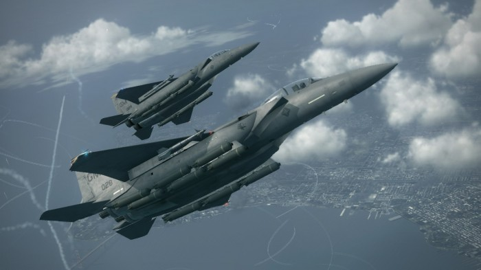 Ace Combat 6 Fires Of Liberation Xbox 360 Review Want