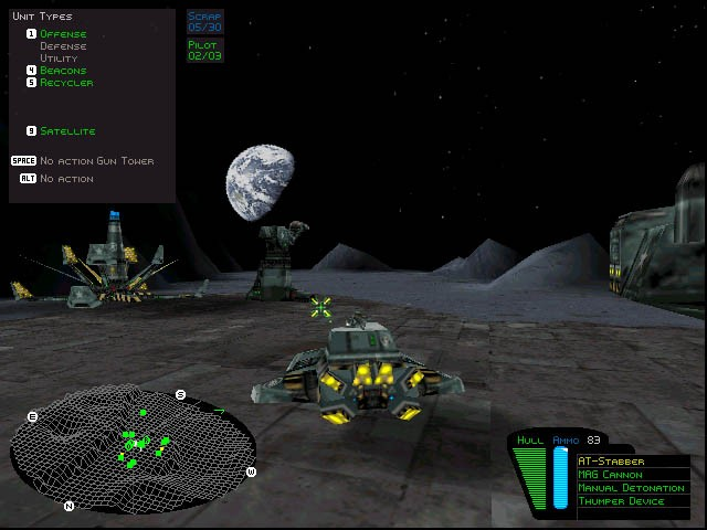 Battlezone 1998 Screenshots Hooked Gamers