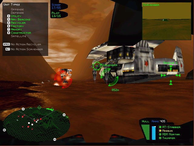 Battlezone 1998 Screenshots Hooked Gamers