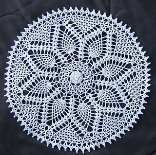 crochet doily patterns with diagram 7 way rv blade wiring 33 free pineapple you would love blue pineapples by cille heckenbach measures 14 inches in diameter and made 1 65mm hook