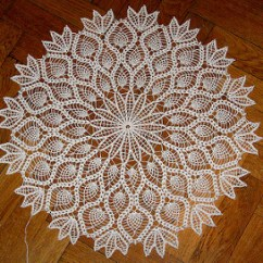 Crochet Doily Patterns With Diagram Windlass Wiring Free Online Diagrams 33 Pineapple You Would Love Rh Hookedgoodies Com Vintage