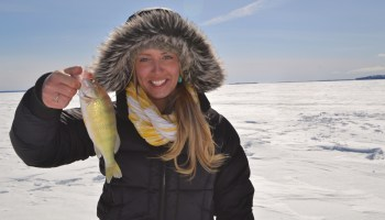 Top Tips for Early Ice Jumbo Perch!