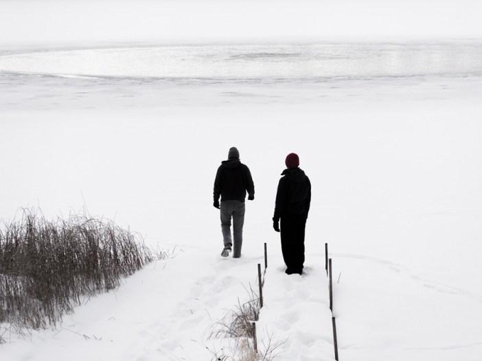 3 - Walking onto thin ice