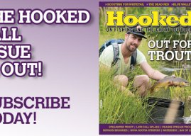 Hooked Fall Issue is out!