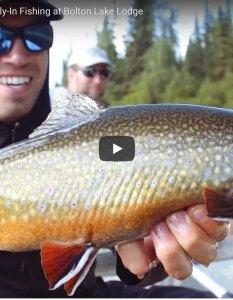 Bolton Lake Lodge Video