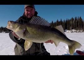 Epic Manitoba Ice Fishing Adventures – Wekusko Falls Lodge