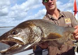 VIDEO: Aikens Lake Wilderness Lodge in Manitoba