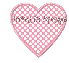 Heart Applique *FREE*