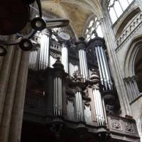 Rouen Cathedral Organs