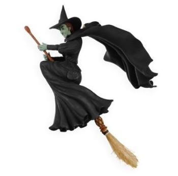 2009 Wicked Witch of the West Wizard of Oz Hallmark