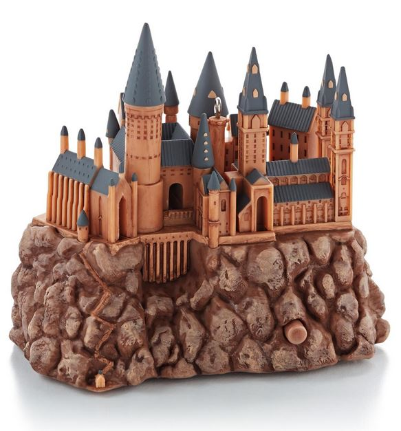 2013 Hogwarts Castle Harry Potter Hallmark Christmas Ornament Hallmark Keepsake Ornaments At