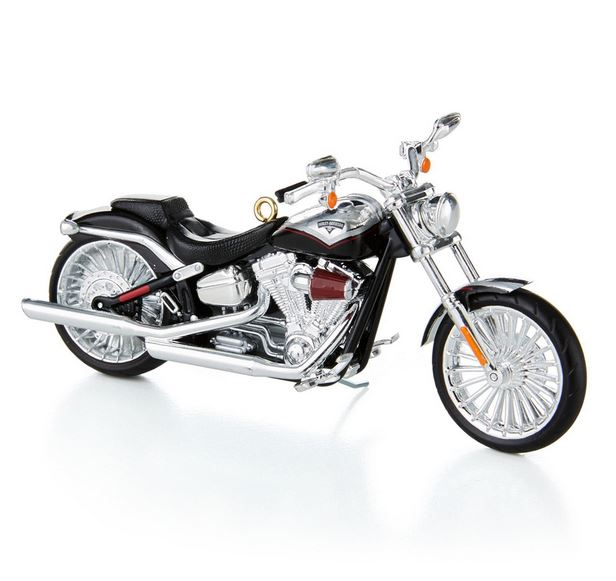 2014 Harley Davidson Motorcycle Hallmark Keepsake Ornament