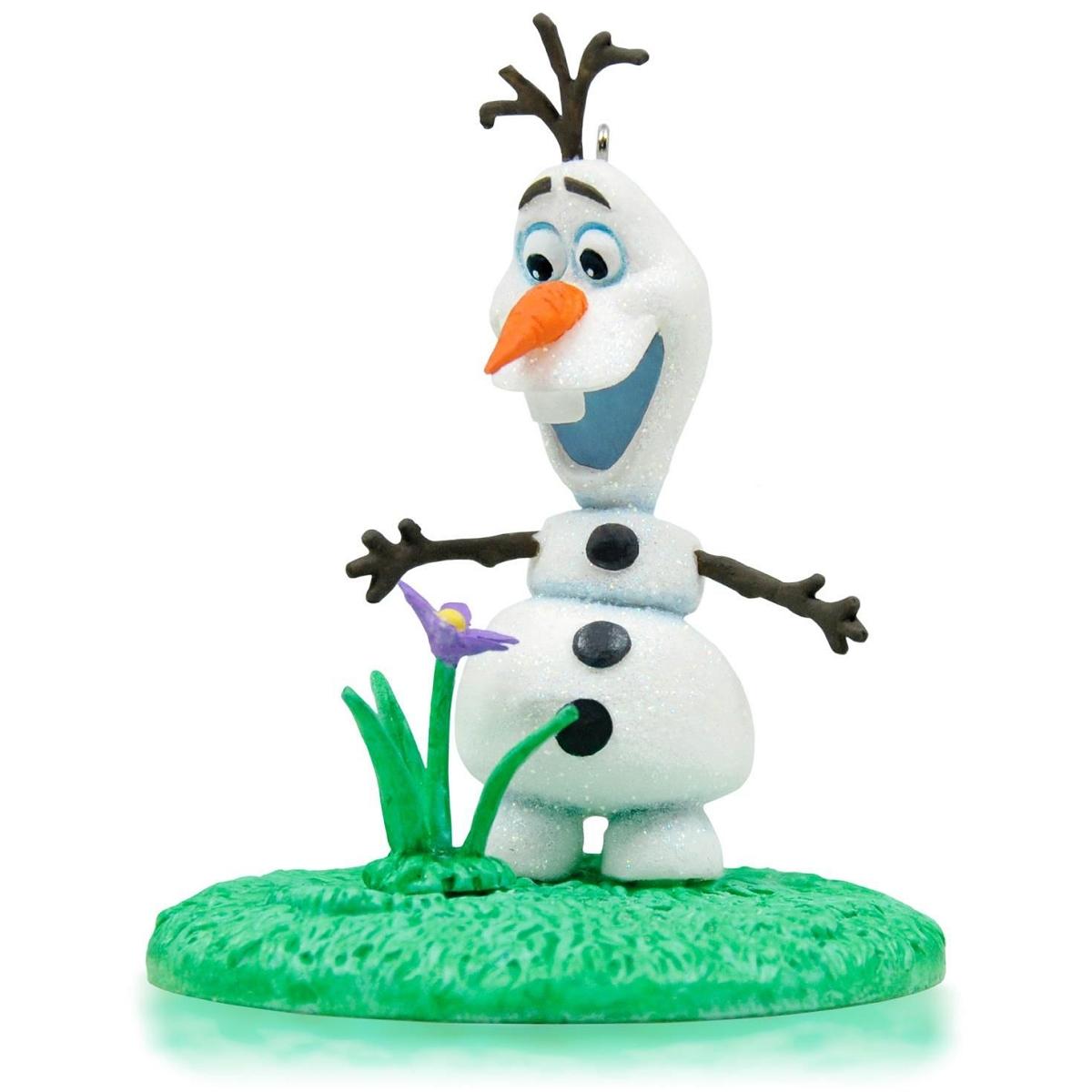 Olaf In Summer Frozen Hallmark Keepsake Ornament