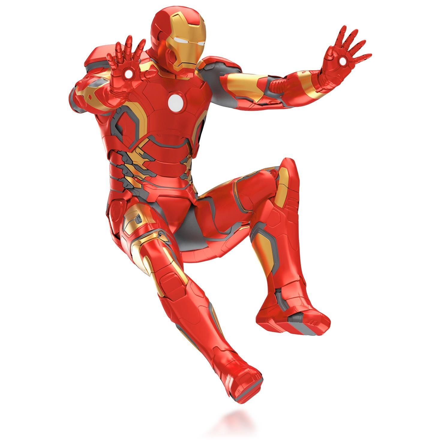 2015 Iron Man Hallmark Keepsake Ornament Hooked On