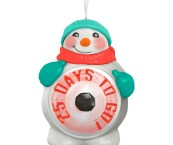 Countdown To Christmas Ornament