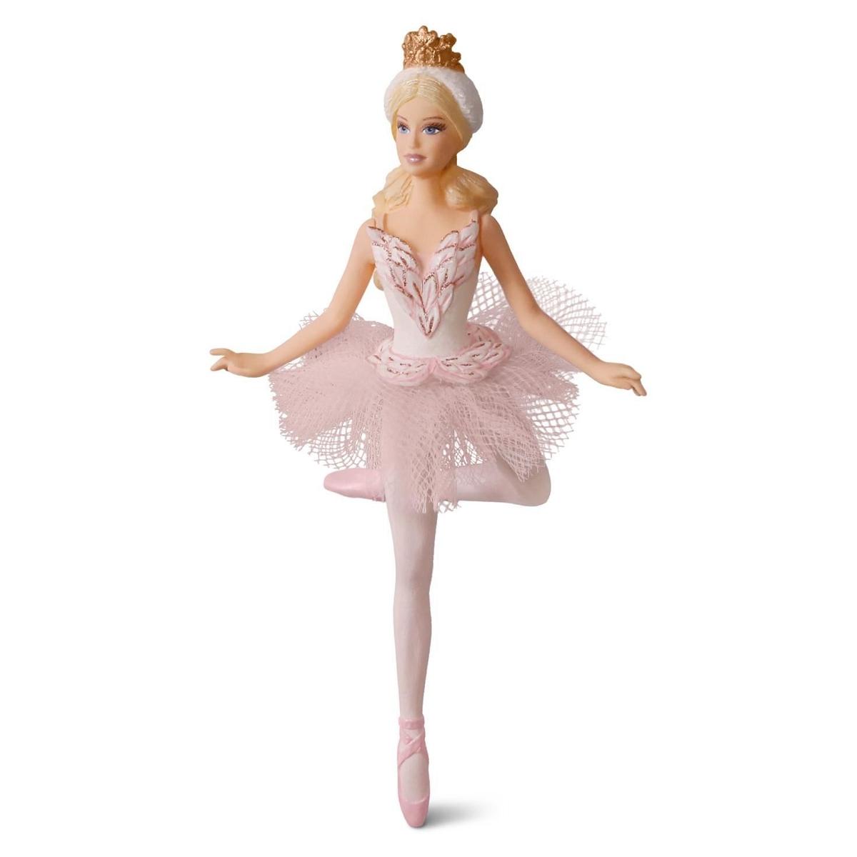 2016 Ballet Wishes Barbie Hallmark Keepsake Ornament
