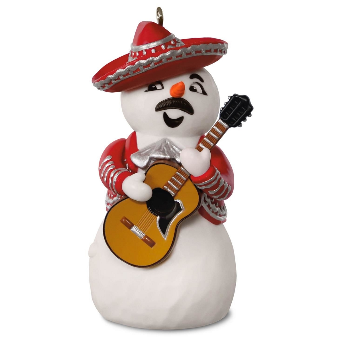 2016 Feliz Navidad Snowman Hallmark Keepsake Ornament Hooked On Hallmark Ornaments