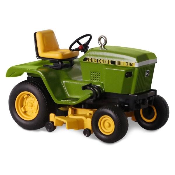 2016 John Deere 318 Garden Tractor Hallmark Keepsake
