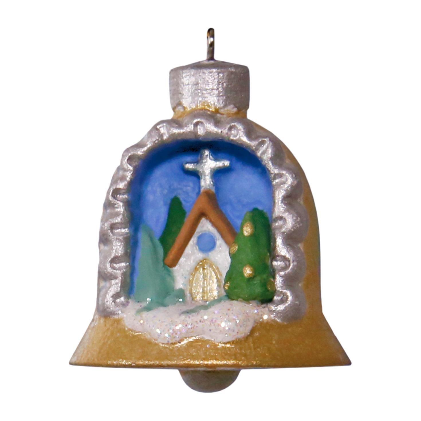 2016 A World Within Hallmark Keepsake MIniature Ornament