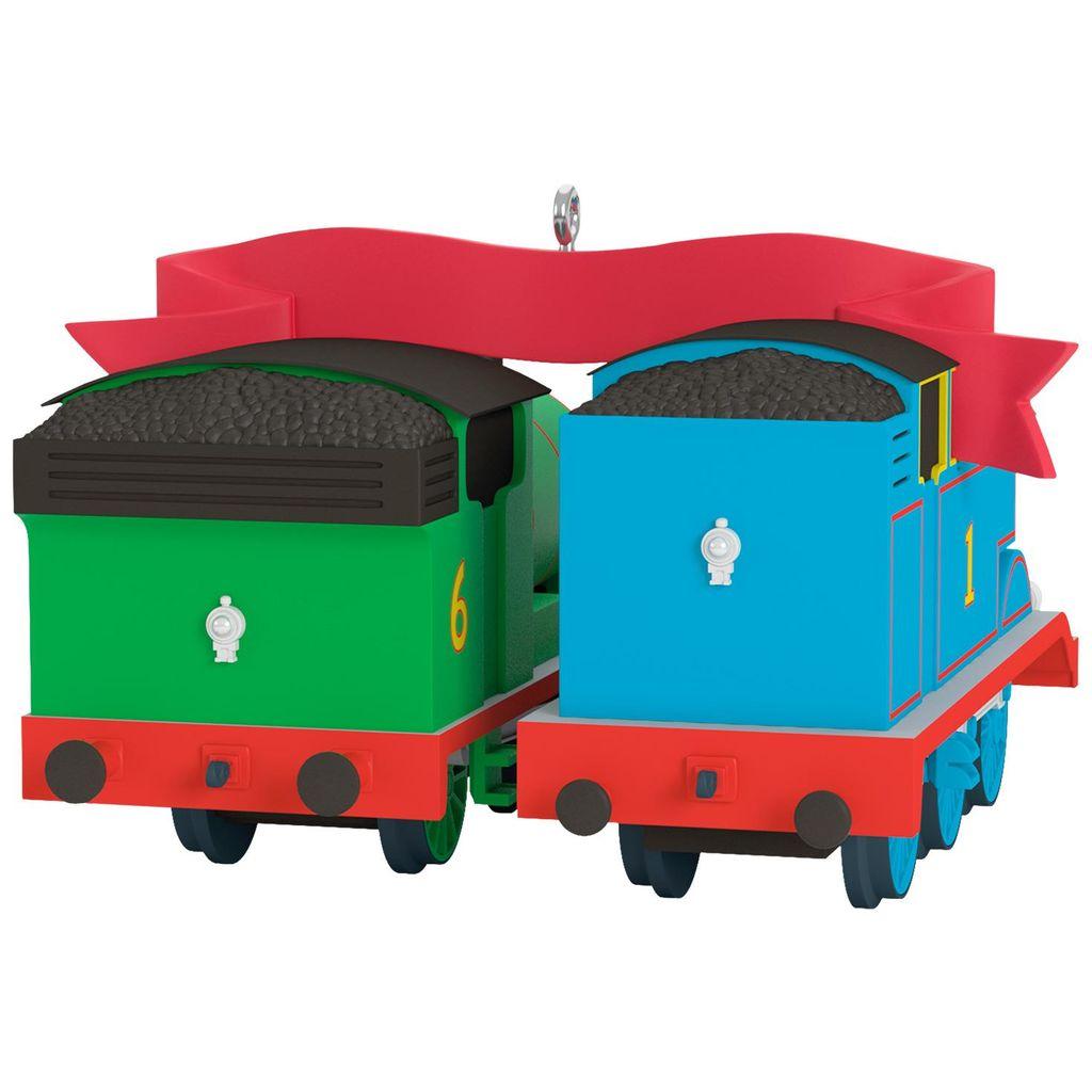 Thomas Train Christmas Ornament