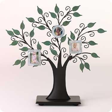 Hallmark Family Tree Collection At Hooked On Hallmark