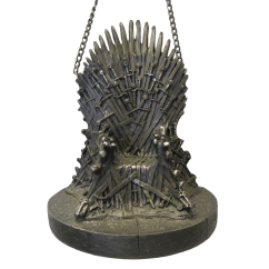 Game Of Thrones Chair For Sale Metal Farmhouse Chairs Throne Ornament Hooked On Hallmark Ornaments