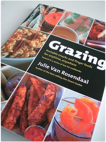 Cookbook Review: Grazing by Julie Van Rosendaal