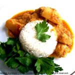 Quick, Simple Family Dinner: Coconut-Lime Chicken Curry