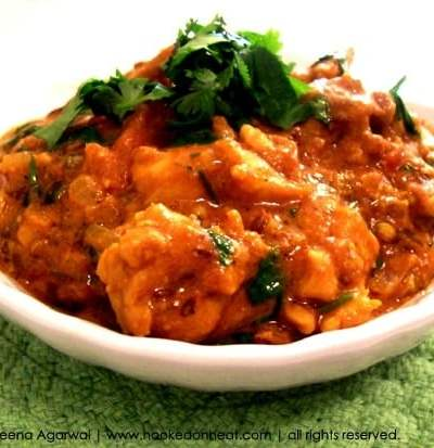 Indian Cooking A-Z: B is for… Bhuna Chicken