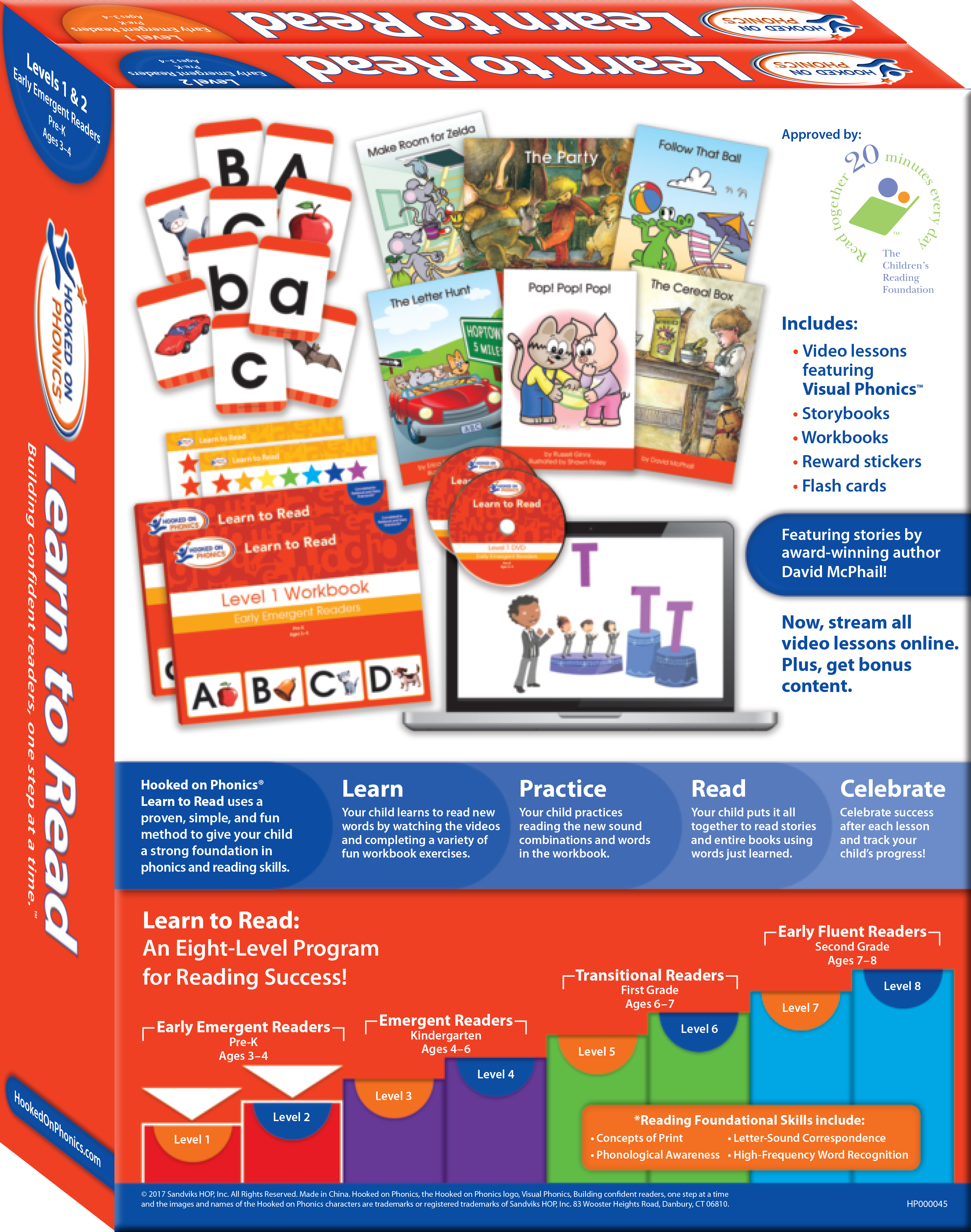 Teach Child How To Read Phonics And Word Recognition