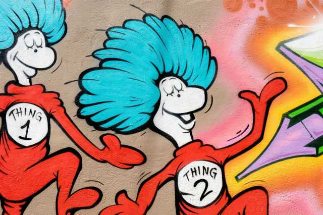 Dr. Seuss Books: The Complete List  Hooked to Books