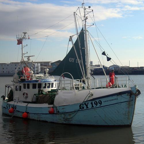 Seine Net Boat