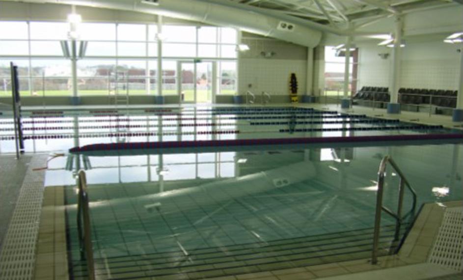 Leominster Swimming Pool  Hook Mason Ltd