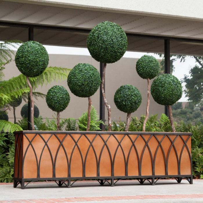 large patio pots and planters in so