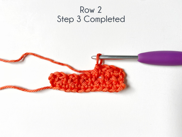 """""""Row 2, Step 3 Completed"""""""