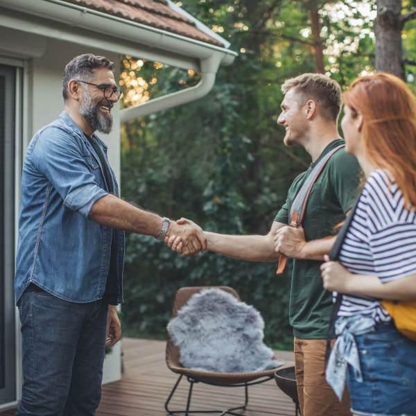 Services de conciergerie hoomy - Départ des locataires et ménage