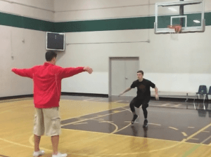Basketball Reaction Drills