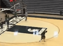 Michigan State Transition Drill