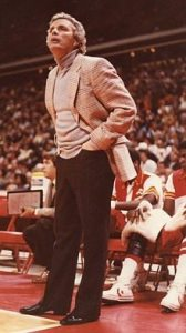 basketball coach hubie brown