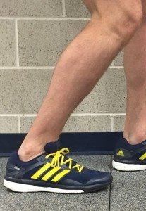 Good Ankle Mobility