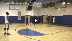 Attacking off the Catch