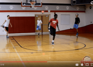 basketball conditioning drill