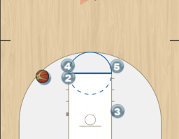 Ball Screen Play - Florida