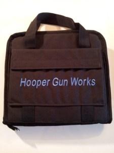 Hooper Gun Works Competition/Range/Home Defense Bag