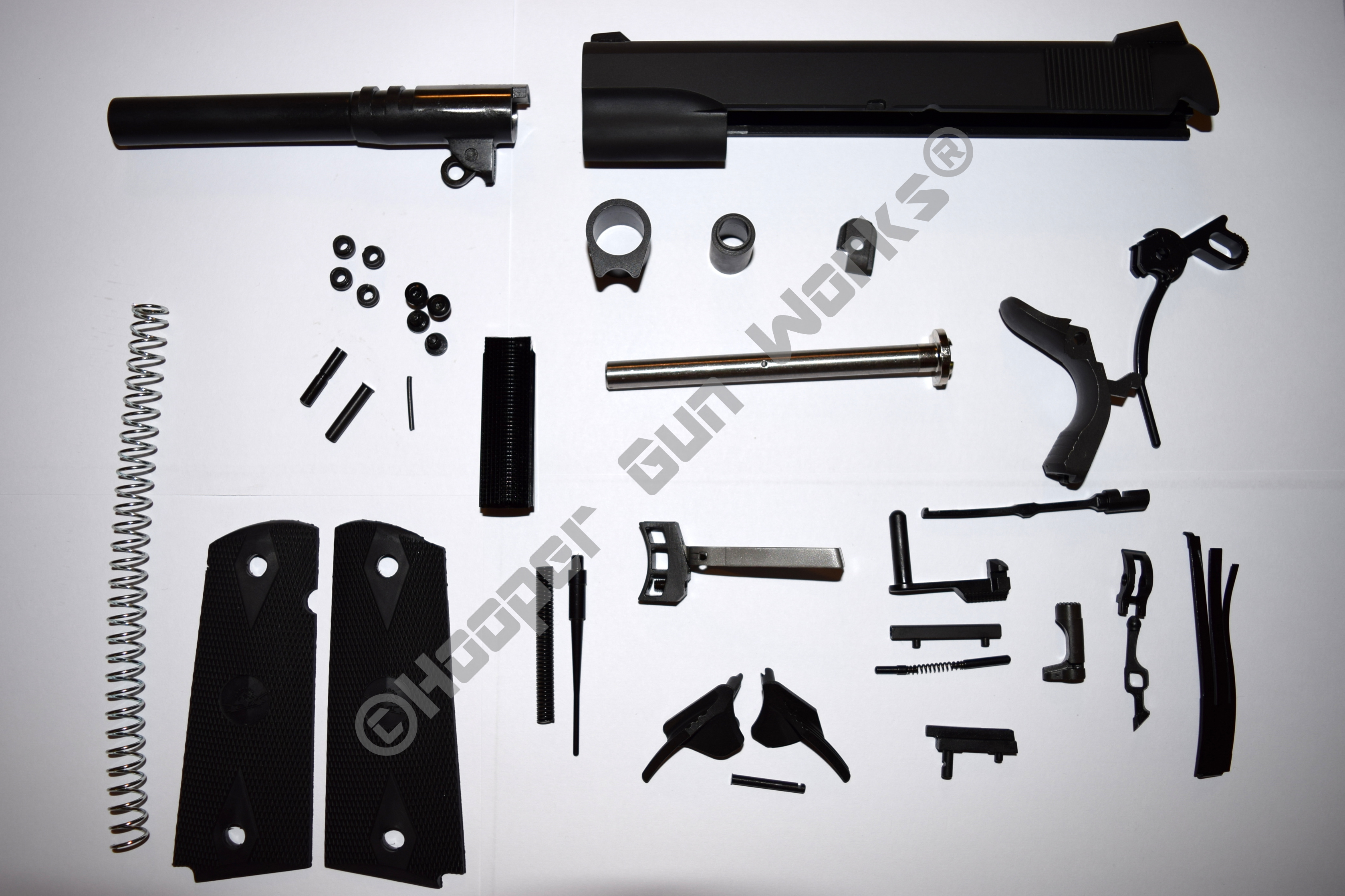 Rock Island Armory 1911 5″ Full Size Tactical Builder\'s Kit .45 ACP ...