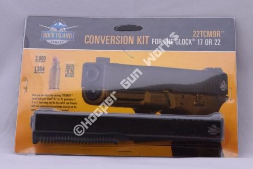 Conversion Kit Glock 17 & 22 22TCM9R