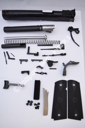 "Builder's Kit Target 6"" .45 ACP"