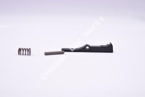 S1845XB Caspian External Extractor 45acp Black