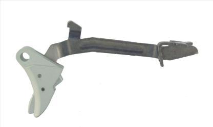 LS Aluminum Trigger Small Silver